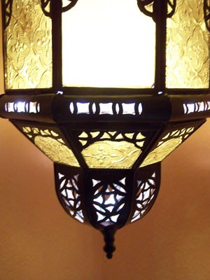 Orient Lamp Fula yellow – image 2