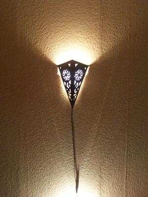 Moroccan Wall Lamp Nuria – image 3