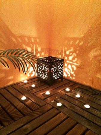 Moroccan Lantern Randa – image 3