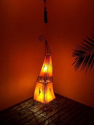 Floor Lamp Marrakesch orange 100cm – image 3