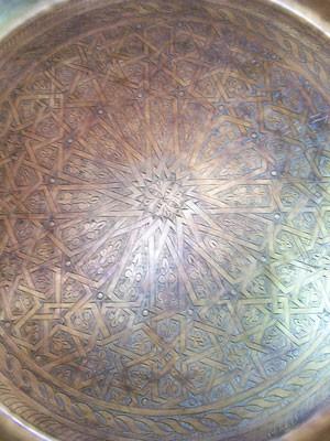 Oriental Table Gibraltar - Antique, 80cm – image 5