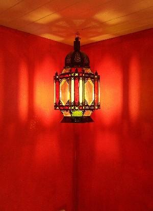 Oriental Ceiling Lamp Moulati XL – image 2