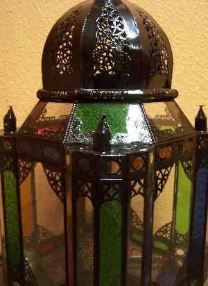 Oriental Ceiling Lamp Moulati XL – image 4