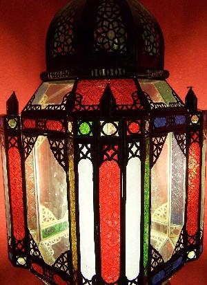 Oriental Ceiling Lamp Moulati XL – image 5