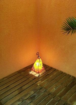Floor Lamp Marrakesch orange 35cm – image 2