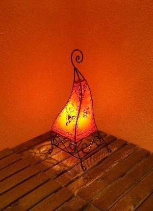 Floor Lamp Marrakesch orange 50cm – image 2