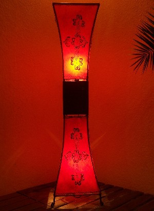Floor Lamp Adena Red 100cm – image 2