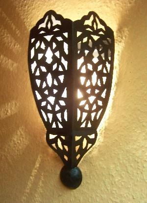 Moroccan Wall Lamp Rida – image 3