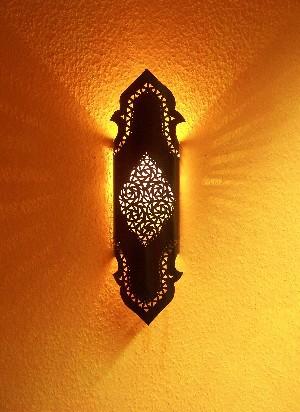 Oriental Wall Lamp Mora – image 2