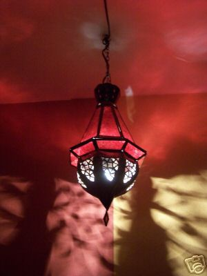 Morocco Ceiling Lamp Moulay Rot – image 2