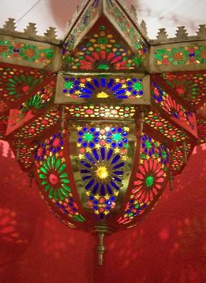 Oriental Ceiling Lamp Marrakesch XXL – image 2