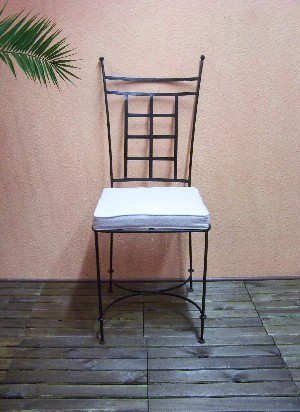 Orient Iron Chair Athen – image 1