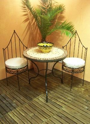 Orient Iron Chair Girona – image 5