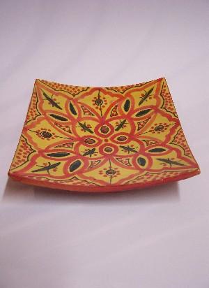 Mediterranean Ceramic Plate Ahsen – image 2