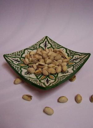 Oriental Ceramic Plate Ain – image 4
