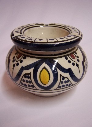 Moroccan Ashtray Adara – image 1