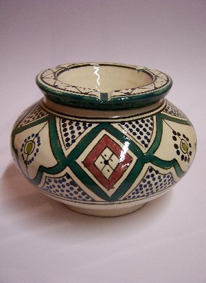 Moroccan Ashtray Afnan - XL – image 1