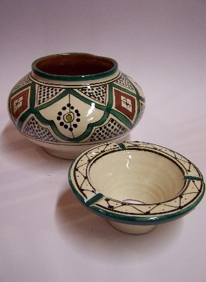 Moroccan Ashtray Afnan - XL – image 3