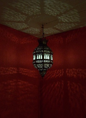 Oriental Ceiling Lamp Amira small – image 4