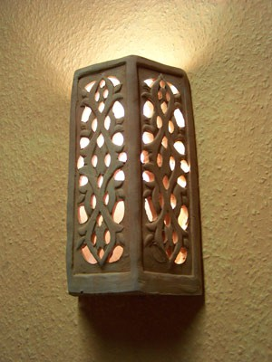 Oriental Wall Light Juanita – image 2