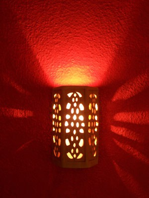 Oriental Wall Light Juanita – image 3
