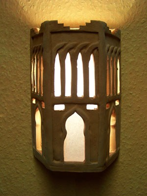 Mediterranean Wall Light Sahara – image 1
