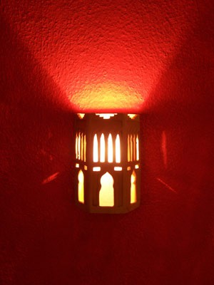 Mediterranean Wall Light Sahara – image 4