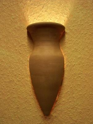 Mediterranean Wall Lamp Alma – image 1