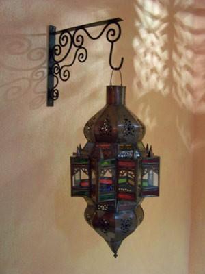 Oriental Ceiling Lamp Alia Multi – image 2