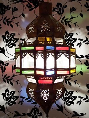 Oriental Ceiling Lamp Alia Multi – image 5