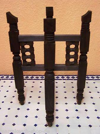 Oriental Table Mehdia - Antique, 40cm – image 5