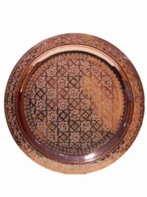 Oriental Table Gibraltar - Copper, 60cm – image 4