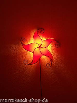Ceiling Lamp Nejma Red – image 5