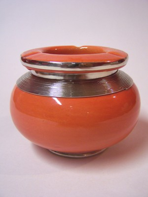 Moroccan Ashtray Cariba - Orange – image 1