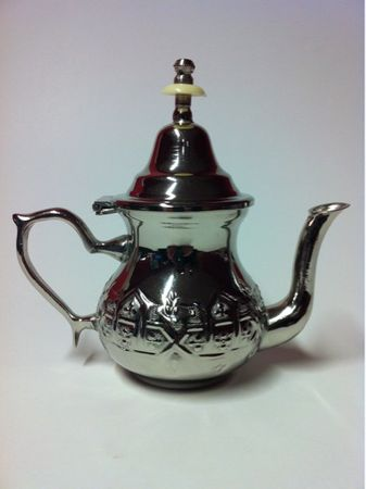 Oriental moroccan Teapot Andalous small – image 1