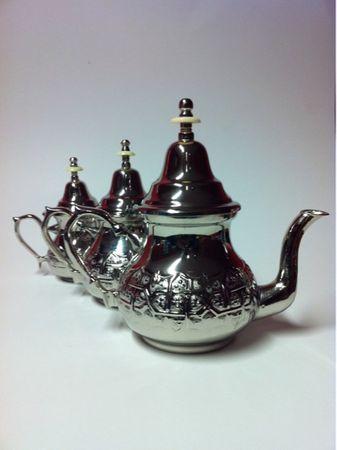 Oriental Teapot Andalous great – image 3