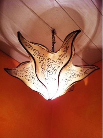 Ceiling Lamp Daya Nature – image 1