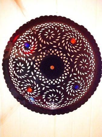 Oriental Ceiling Lamp Juana – image 1