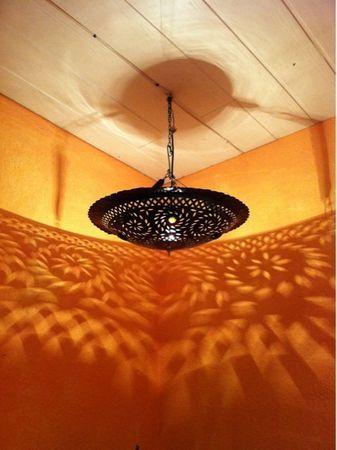 Oriental Ceiling Lamp Juana – image 2