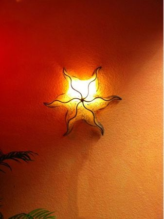 Oriental Wall Lamp Daya Nature – image 2