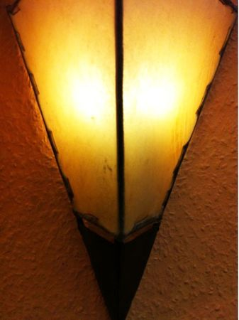 Orient Wall Lamp Marwa Nature – image 4