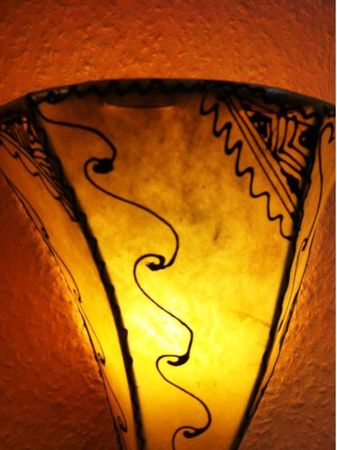 Moroccan Wall Lamp Farhad Nature – image 4