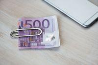 Geldscheinklammer Geldklammer Edelstahl gebürstet Philippi YAP