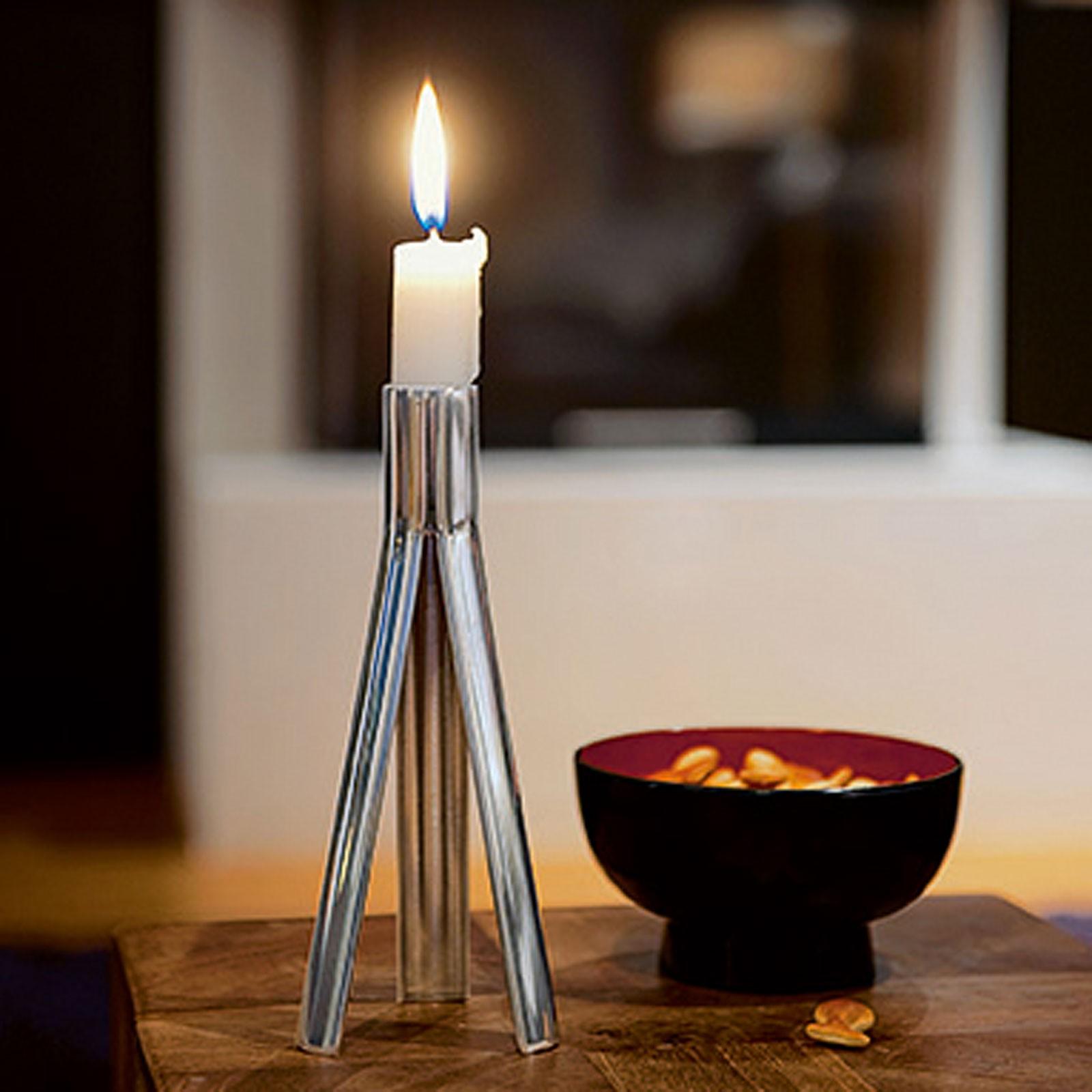 Kerzenhalter Kerzenständer Edelstahl Philippi GIGOLO