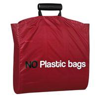 stelton Shopper No Plastic pink belastbar mit 10 kg