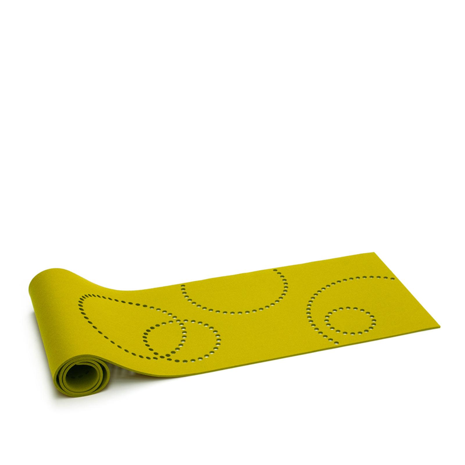 Hey Sign Tischläufer STAMP mit Lochmuster viele Farben + Größen