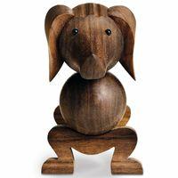 Holzfigur Dackel Hund 10,5 cm Kay Bojesen HUND