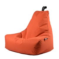 b-bag Extreme Lounging Sitzsack Indoor + Outdoor mighty-b Farbe Orange
