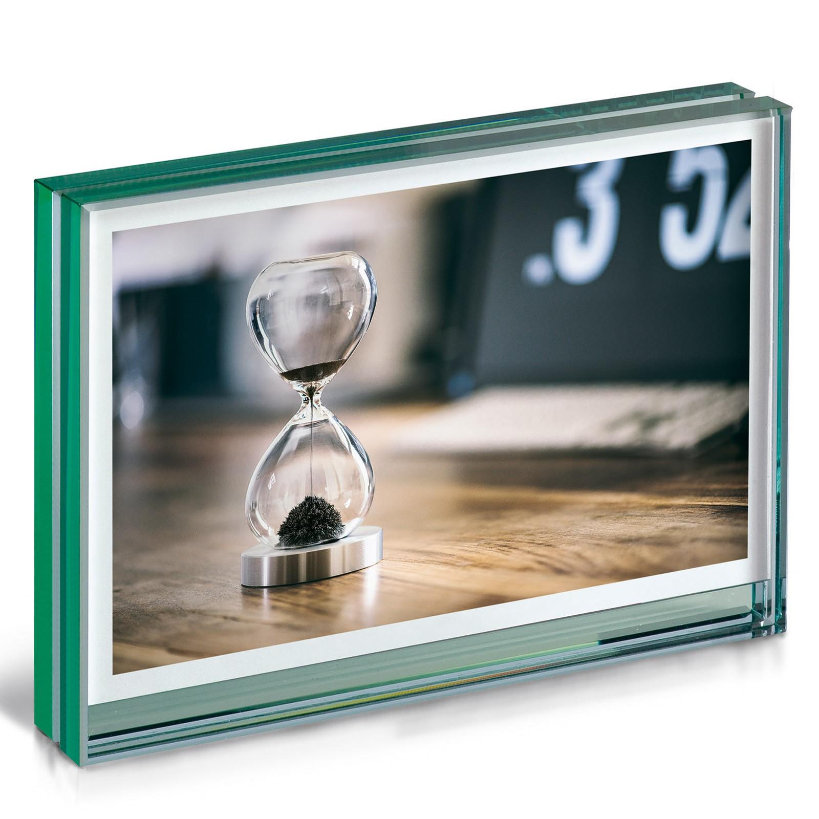 Bilderrahmen Rahmen quer Doppelglas 10 x 15 cm Philippi VISION