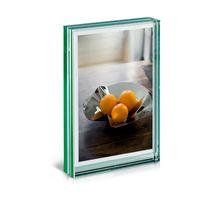 Bilderrahmen Rahmen hochkant Doppelglas 10 x 15 cm Philippi VISION